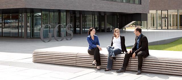 Konkurs za stipendiju iz poslovne administracije, Njemačka