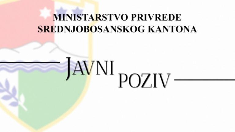 J A V N I P O Z I V – za dodjelu finansijskih sredstava fizičkim licima registrovanim kod nadležnih općinskih organa koja su u 2020. godini imali pad od 20 % i više ostvarenog prometa uzrokovan pandemijom covid-19 u odnosu na isti mjesec 2019. godine